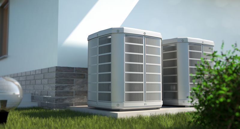 pump, heat, air, house, energy, home, source, conditioning, unit, green, illustration, concept, conditioner, residential, ac, building, power, modern, system, device, electrical, comfort, pipe, cycle, isolated, heating, ciep?a, grass